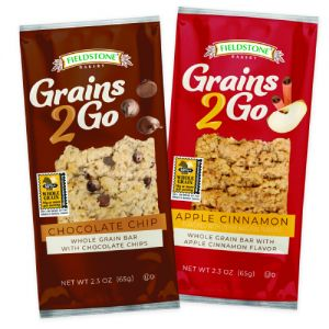 Fieldstone Bakery Grains 2 Go Bars