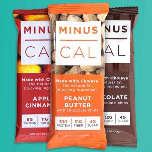 minuscal protein bars