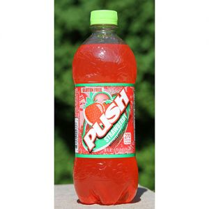 push strawberry soda
