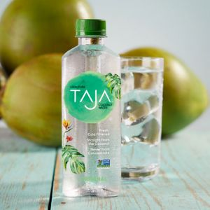 taja coconut cold filtered water