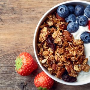 yogurt granola