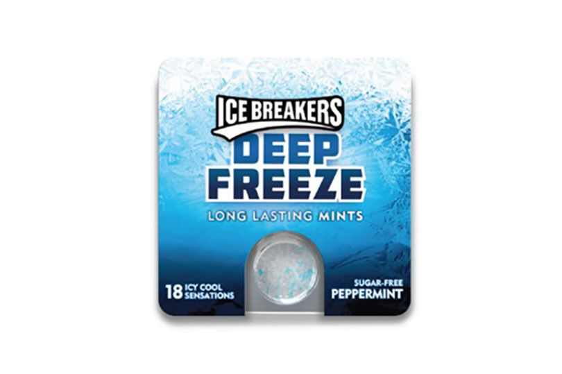hershey co ice breaks deep freeze peppermint