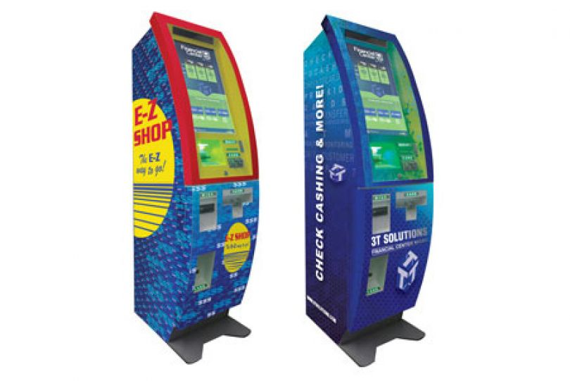 Financial Center Kiosk from 3T Solutions Inc.