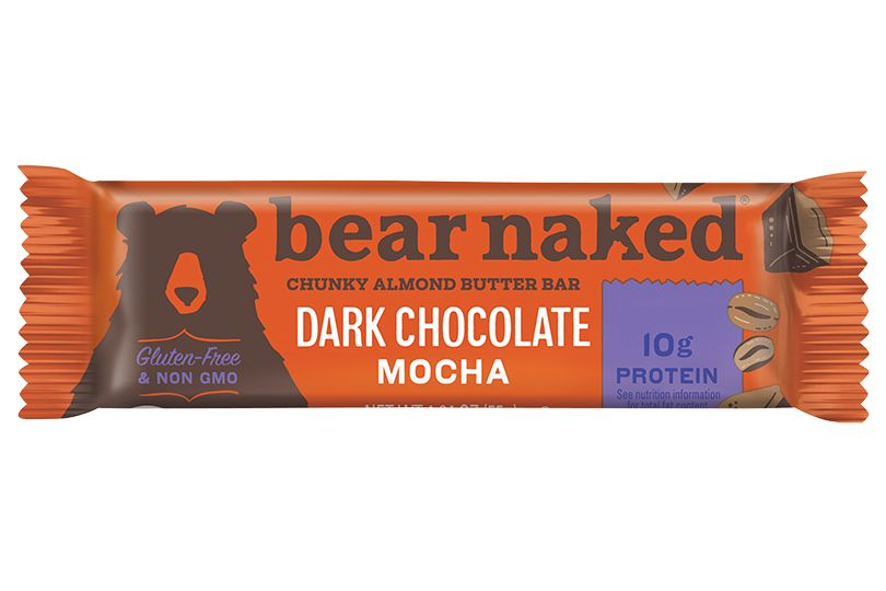 bear naked dark chocolate mocha bar