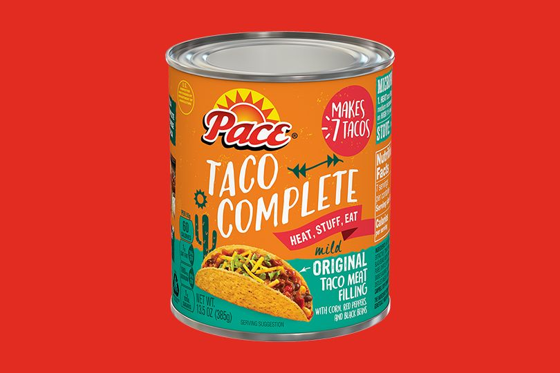 Campbell Soup Company Pace Taco Complete