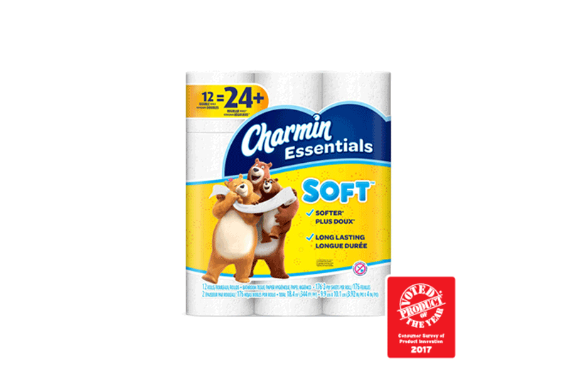 Charmin Essentials Soft