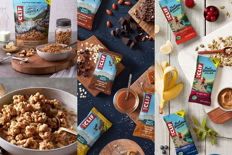 clif products