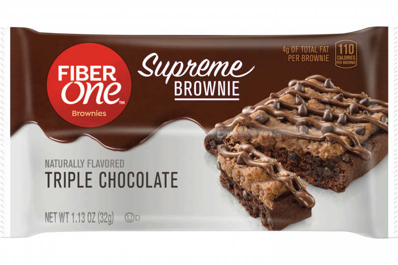 Fiber One Supreme Brownie