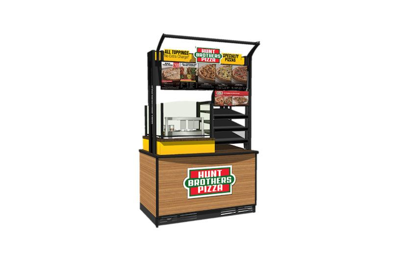hunt brothers pizza quick start program pizza shoppe