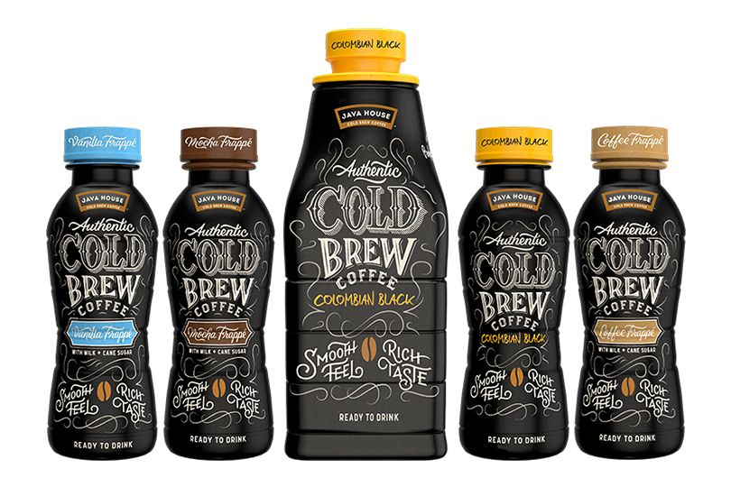 Java House Cold Brew Ready to Drink