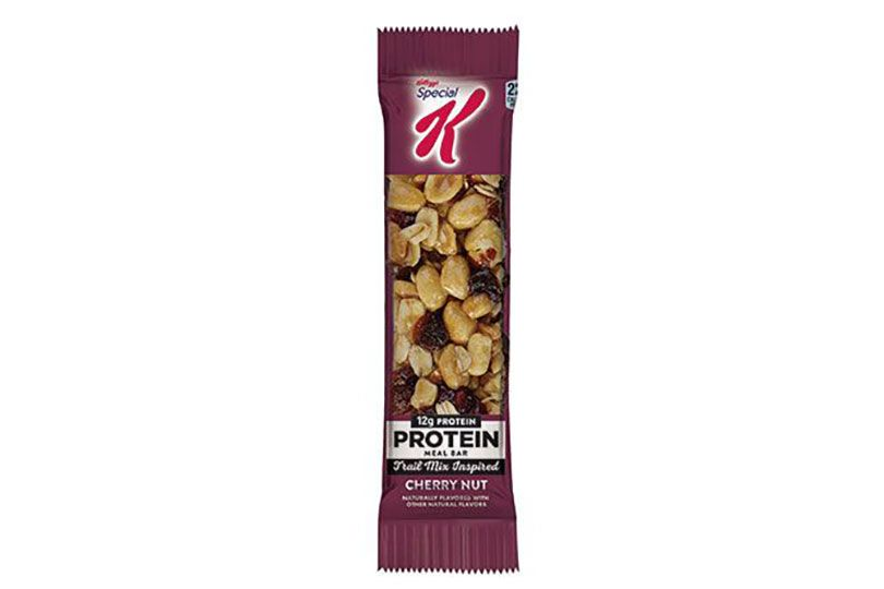 kellogg special k protein trail mix bars