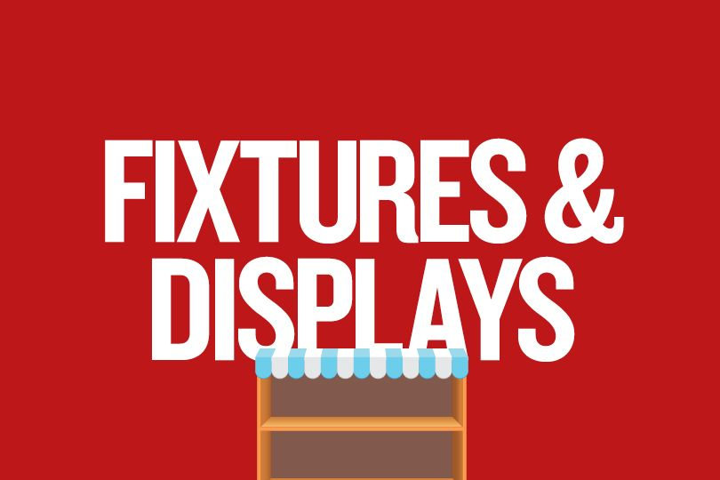 NACS Fixtures and Displays