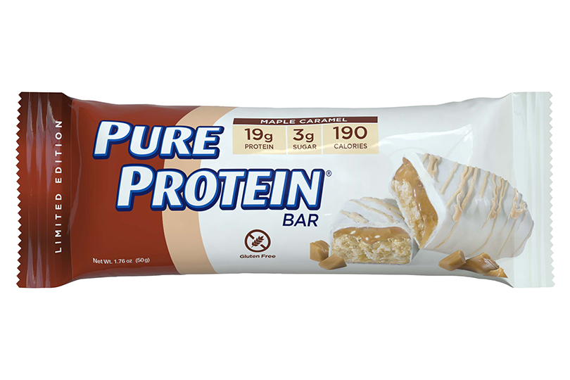Pure Protein Vanilla Maple Caramel Bar