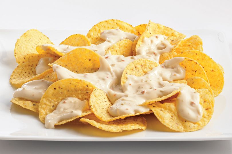 Queso Blanco Cheese Sauce