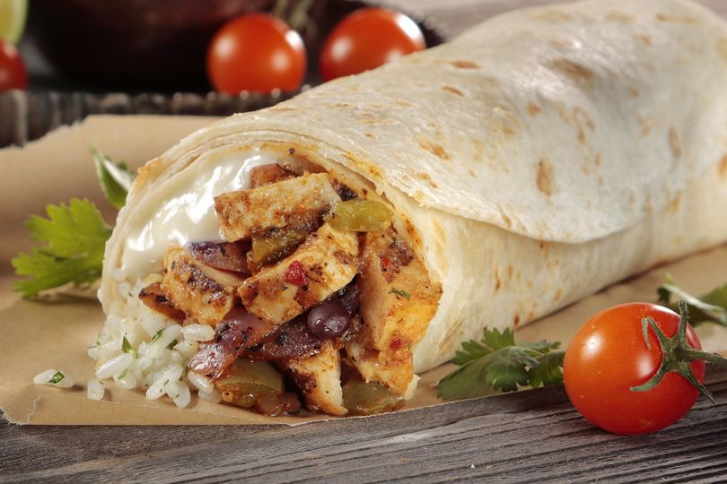 Ruiz Foods Three Bold Brothers - Chicken Burrito