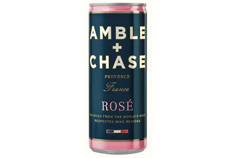amble and chase rose wine