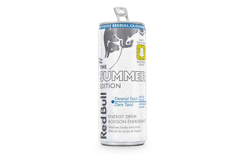 red bull summer edition coconut twist