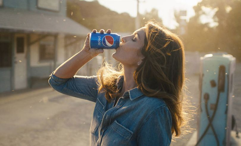 cindy crawford pepsi