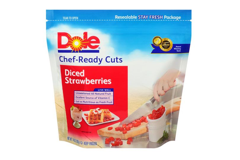 dole chef ready cuts