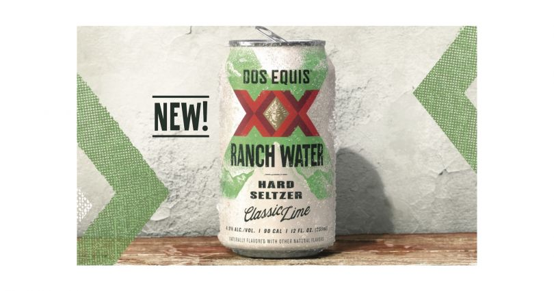 Dos Equis Ranch Water
