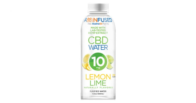 A88CBD Flavored Water