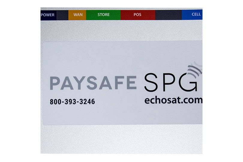 echo paysafe spg data protection