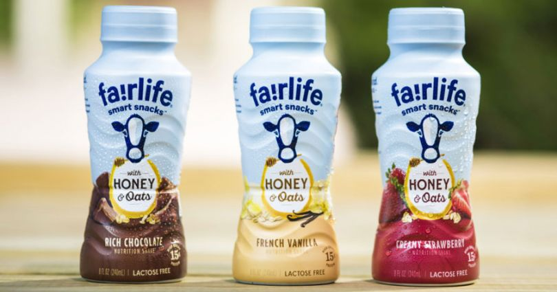 fairlife smart snacks
