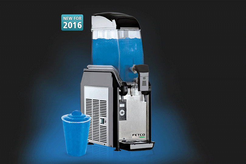 Fetco Frozen Granita Machine