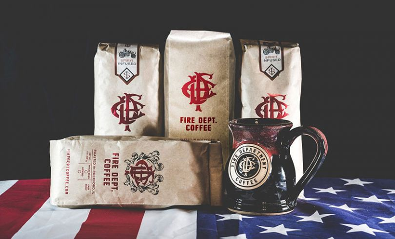 fire dept coffee