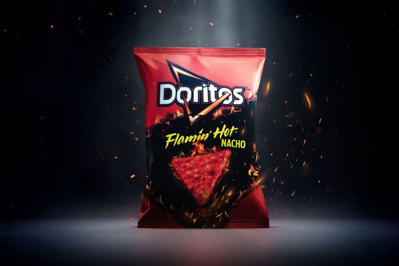 flamin hot doritos