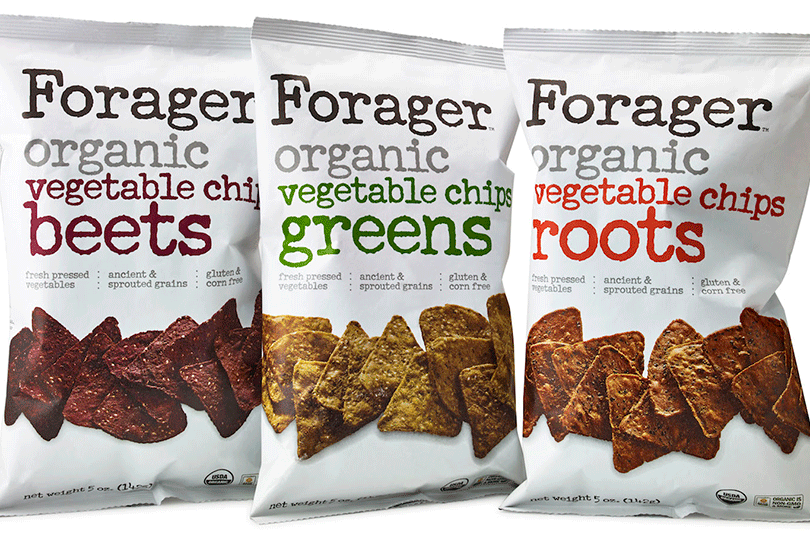 Forager Project vegetable chips