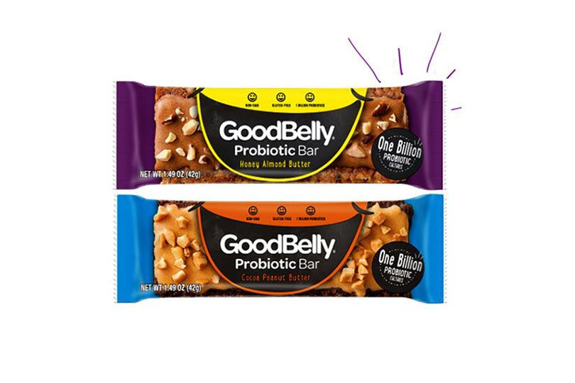 goodbelly probiotic bar