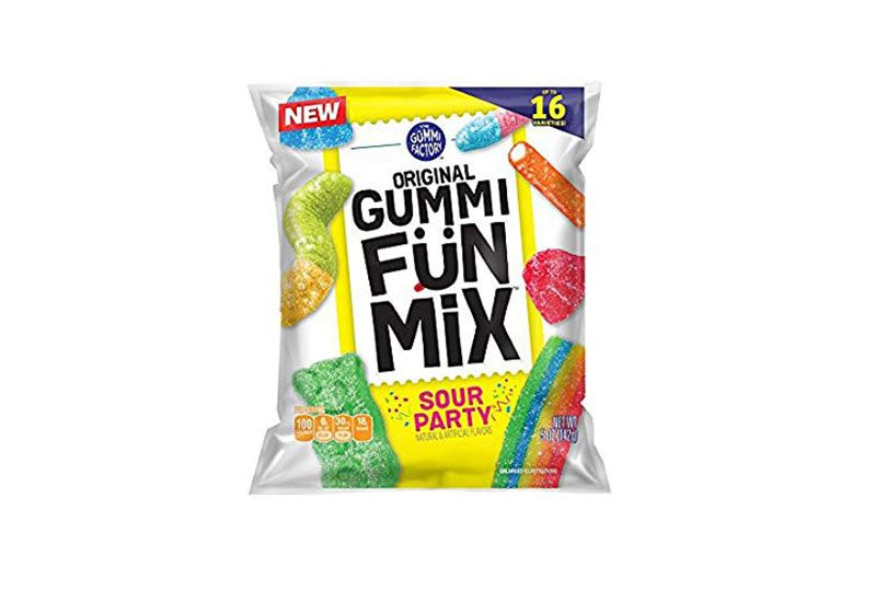 gummi fun mix