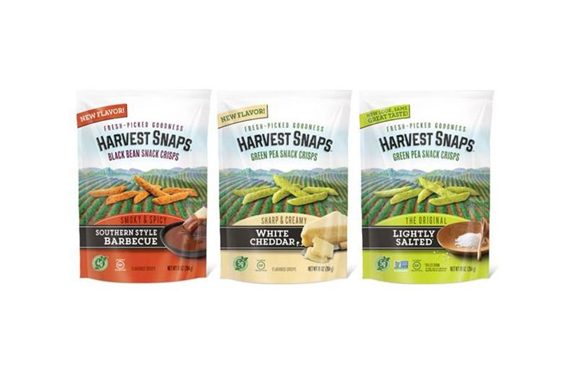harvest snaps new flavors