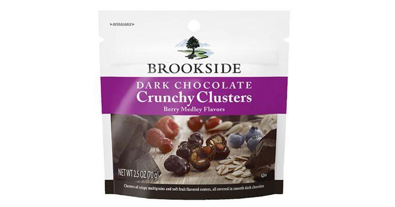 brookside crunchy clusters