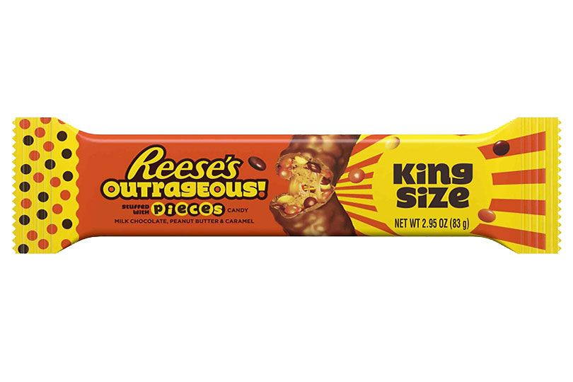hershey reeses outrageous