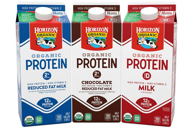 horizon protein milk