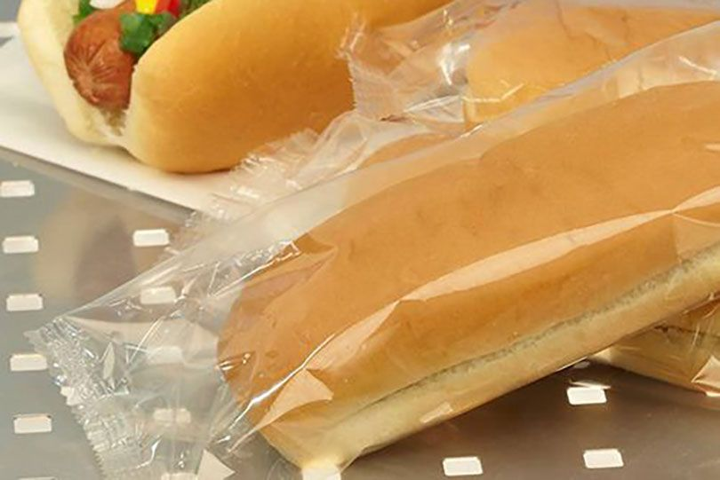 hot dog buns in package