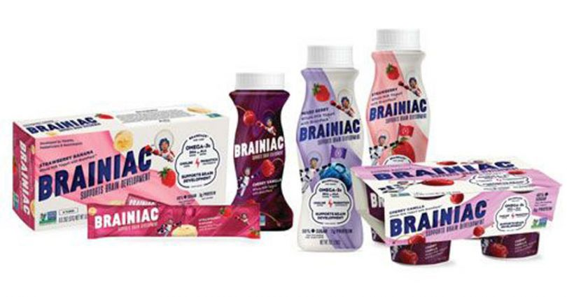 ingenuity brands brainiac yogurt