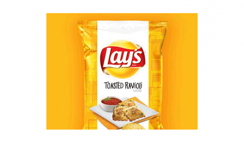 Lay's Toasted Ravioli