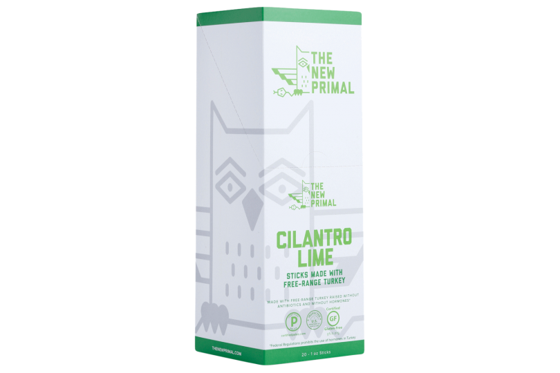 The New Primal Cilantro Lime