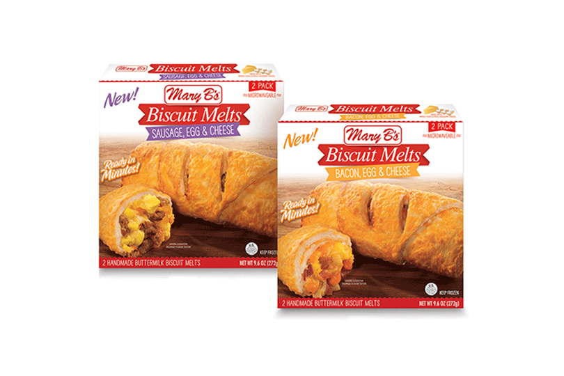 Mary B's Buttermilk Biscuit Melts