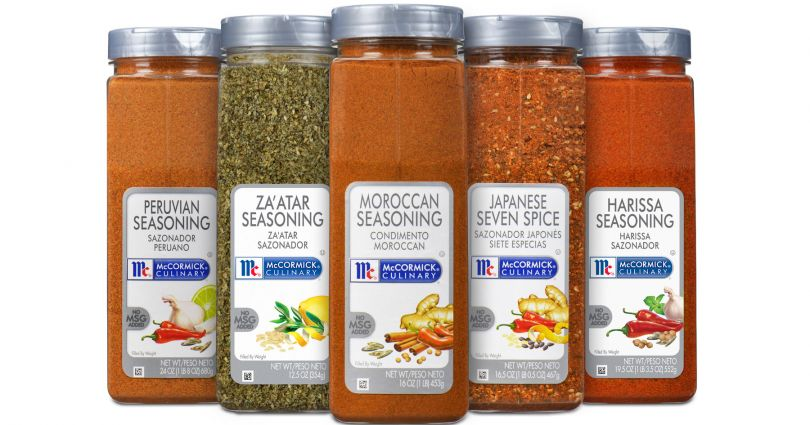McCormick Culinary Blends