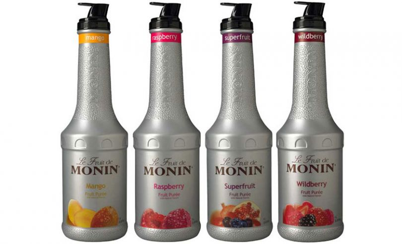 monin fruit puree