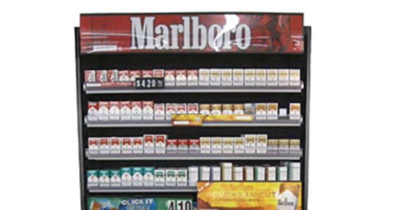 EZ WIDER ROLLING PAPERS DISPENSER Retail Store Counter Display  NEAR MINT!