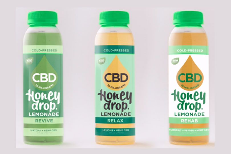 pod honey drop cold pressed cbd