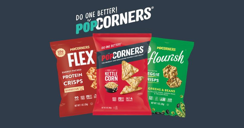 popcorners new flavors