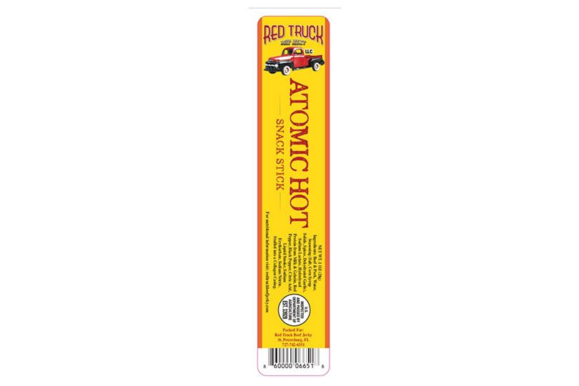 red truck meat sticks