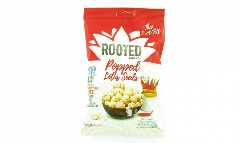Rooted Food Co., Popped Lotus Seeds
