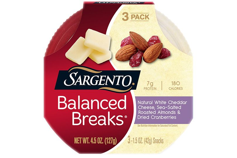 Balanced Breaks Snacks from Sargento Foods Inc.